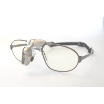 Systemträger EyeMag Pro Titan 50-18
