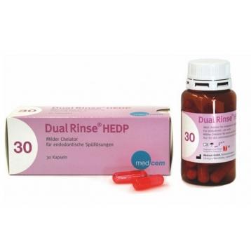 Medcem Dual Rinse HEDP Milder Chelator für endodontische Spüllösungen