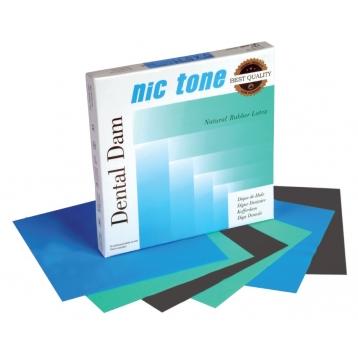 Nic Tone Kofferdam heavy, blau